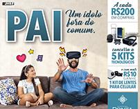 Dia dos Pais | Shopping Ponta Negra