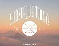 Drifwood Magazine