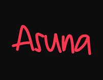 Asuna | ONE DOLLAR FONT