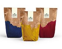 Stoff - Organic textile color