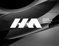 Honda Research America Rebrand