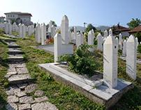 In Sarajevo: The Martyrs' Memorial Cemetery Kovači
