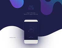 Mobile App for Meo.m