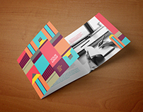 Colorful Young Trifold Brochure