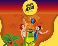 Ilustración exprés Akeku