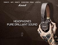 Marshall Web Design