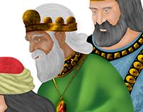 Cartaz - XVI Encontro Concelhio Cantares Natal e Reis