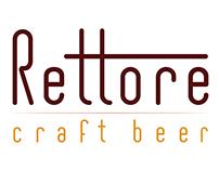 Identidade Rettore Craft Beer