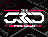 GRID Stream Package | Created for Nerd Or Die