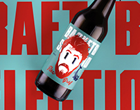 Basketball craft beer selection / 2017
