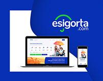 esigorta Branding & Web Design