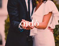 aido - wedding planner identity