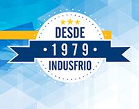 Indusfrio Londrina. Desde 1979.