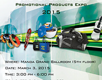 2015 D&J Promotional Products Expo