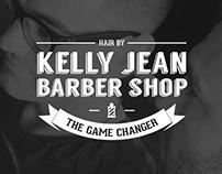 Barber Branding / Logo + Web Design