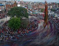 "God of Rain ""Rato Machindranath"" Festival"