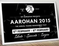 Aarohan 2015 Countdown | Facebook Posts