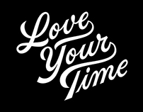 Love Your Time - New Logo