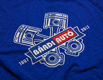 Corporate identity / Bárdi Autó
