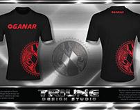 GANAR GEAR Tribal Compression Shirt