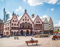 Travel spots: best of Frankfurt am Main, part 1