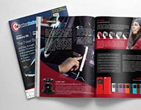 Magazine Editorial Layout Design