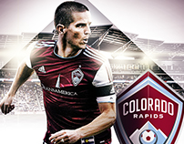 Colorado Rapids Brand Concept