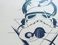 GeoTrash Trooper