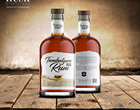 Tumbulgum Rum Limited Edition Label(s)