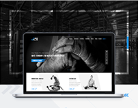 SSC - Saigon Sport Center Responsive Website