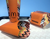 Missoni + McDonald's