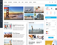 ExpNews - Responsive News & Magazine WordPress Theme