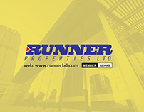 Magazin ad for RUNNER