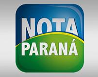 Comercial Nota Paraná - Mercado - 2016