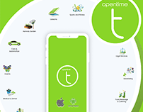OpenTime App Roll-Up Banner