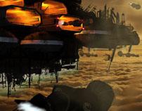 CGI: various older scifi works