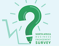 Logo and Facebook Page Design for NA Business Survey