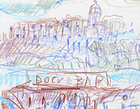 oboeva-drawing Budapest 2015