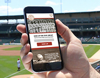 Negro League Baseball Museum-Redesign