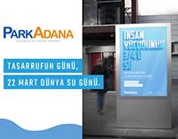 Park Adana AVM Dünya Su Günü
