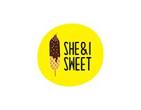 She & I Sweet Branding