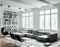 Loft Apartment & Studio, Berlin