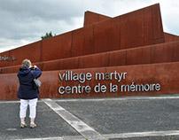 Dark tourism? / Oradour-sur-Glane / visitors