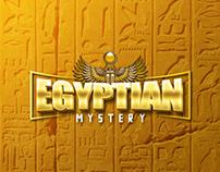 Egyptian mystery Logo