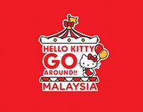Hello Kitty Go Around Malaysia Project