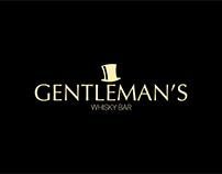 Gentleman's Wisky Bar