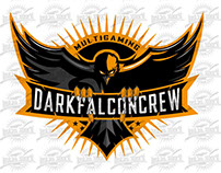 DarkFalconCrew Logo
