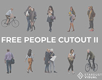 FREE ARCHVIZ PEOPLE 02
