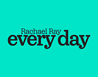 Logo design for Rachael Ray every day