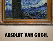 Absolut for Van Gogh